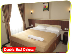 Double Bed Deluxe