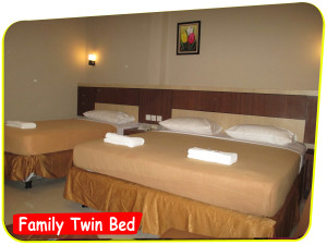Family Twin Bed