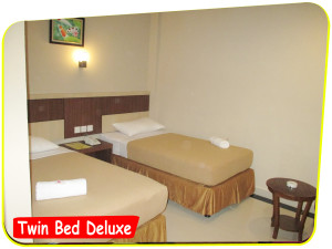 Twin Bed Deluxe
